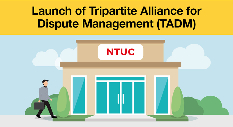 Launch of Tripartite Alliance for Dispute Management