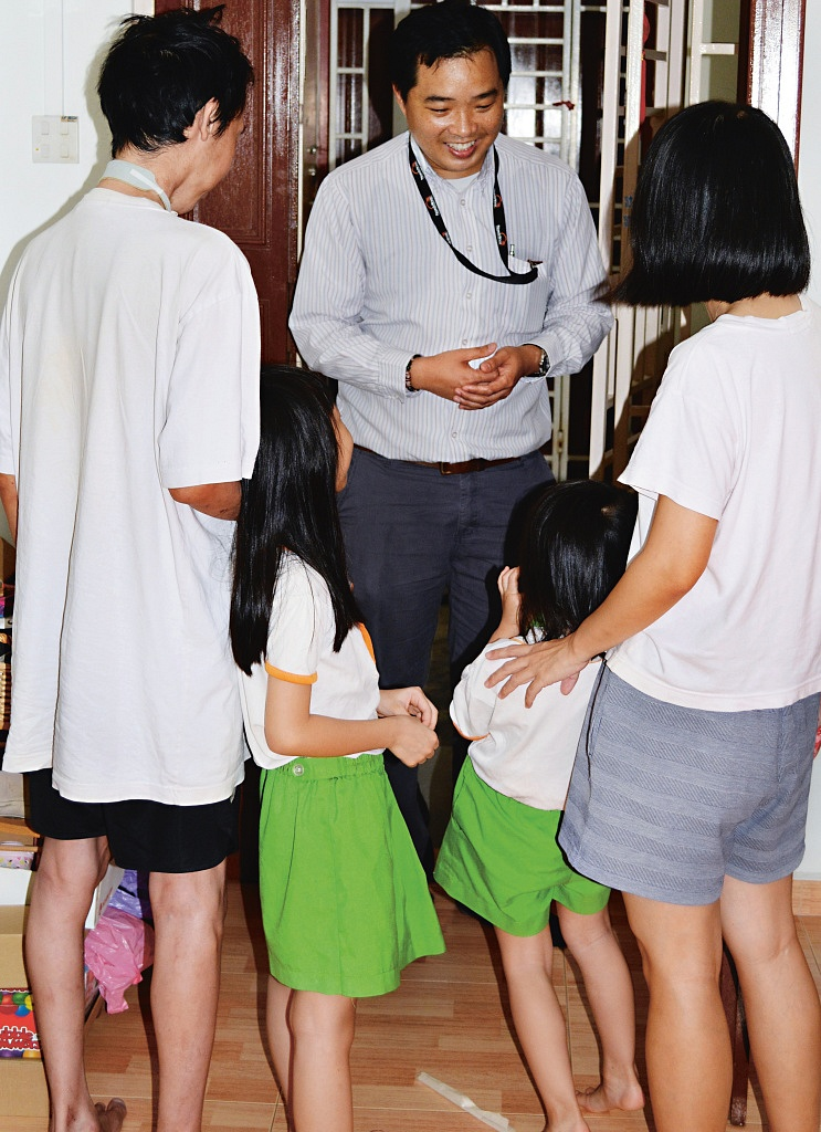 How NTUC's Bright Horizons Fund Helped A Family In Need