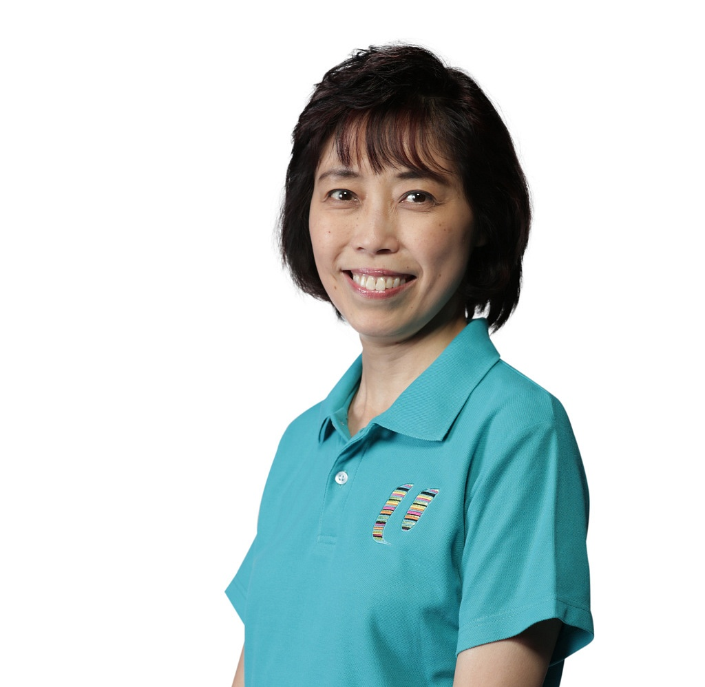 The Inside Story: NTUC President Mary Liew