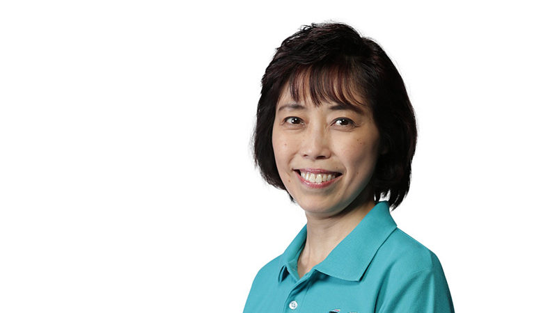 NTUC President Mary Liew