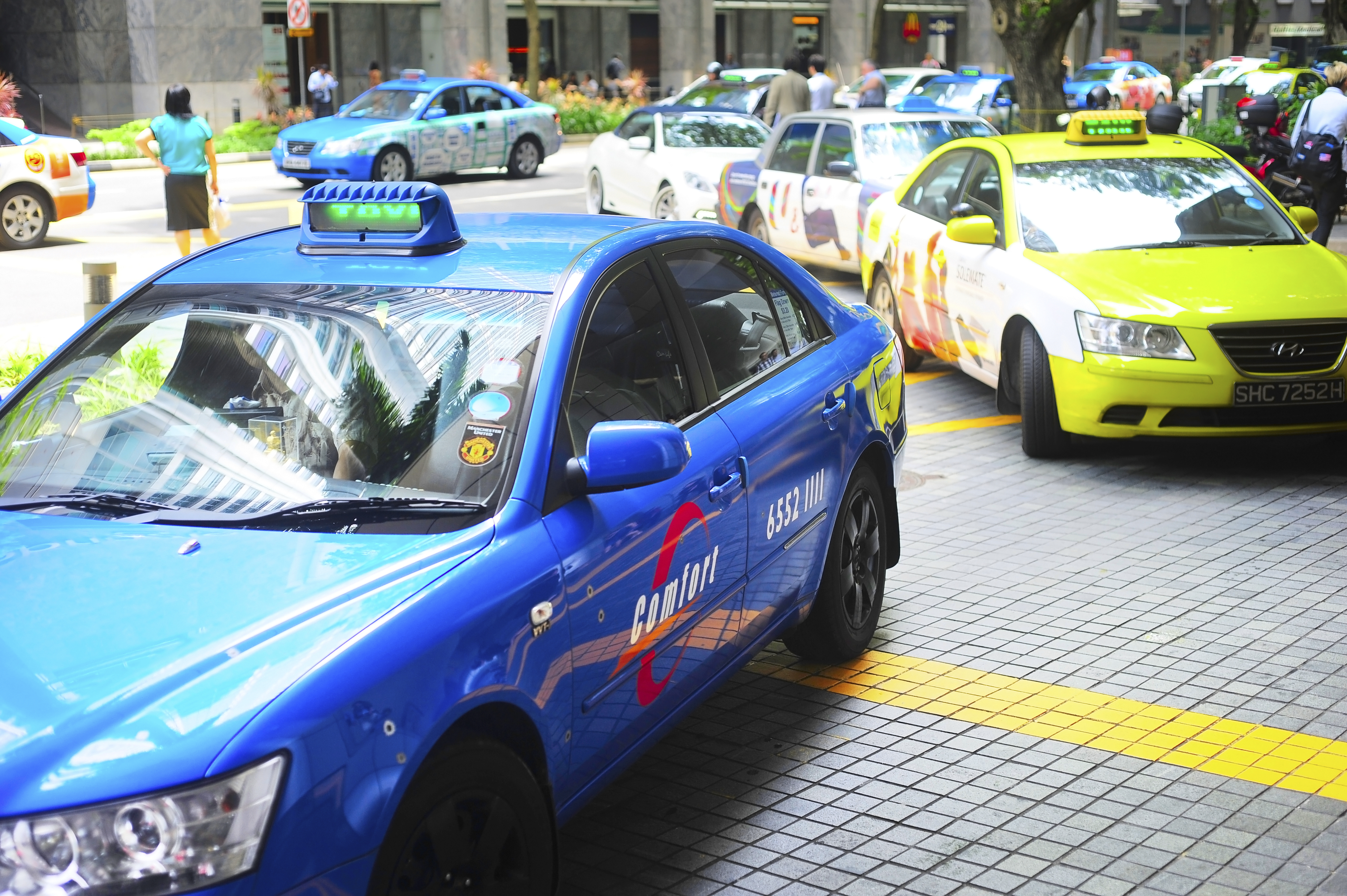 Senior Minister of State for Transport, Ng Chee Meng, seeking fair standards for Taxi and Private Hire vehicle services