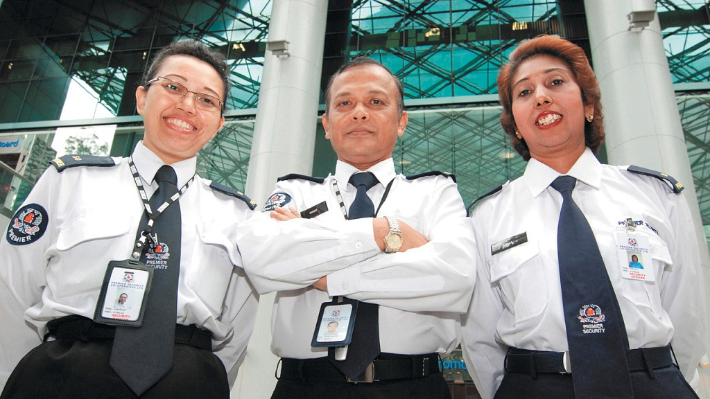 Premier Security Officers