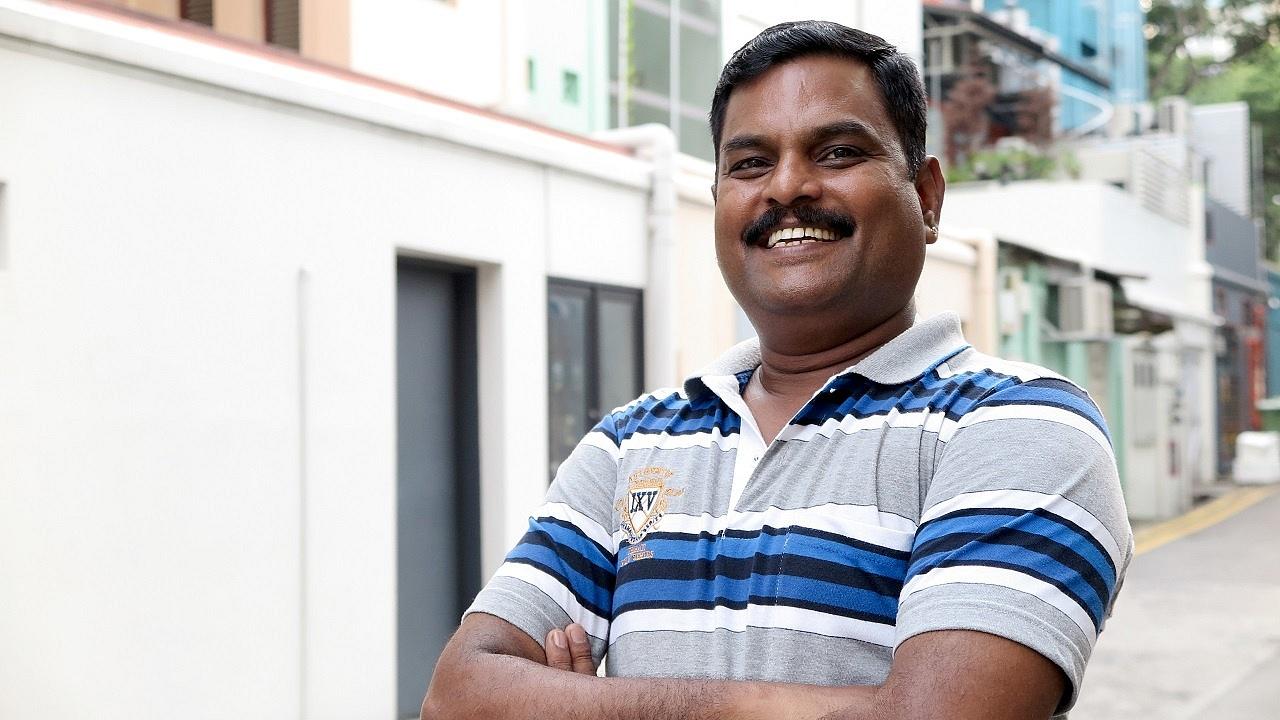 L and M Construction Mr Pandian Sekar