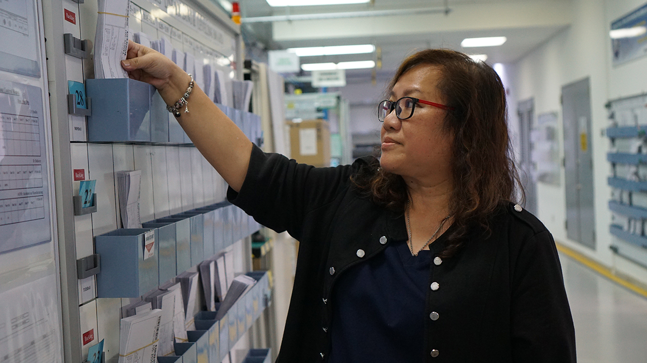 From a machine operator in the 80s to a production planner today in a male-dominated industry, Wang Mui Sin proves that nothing can stop you in the way of progress except yourself.