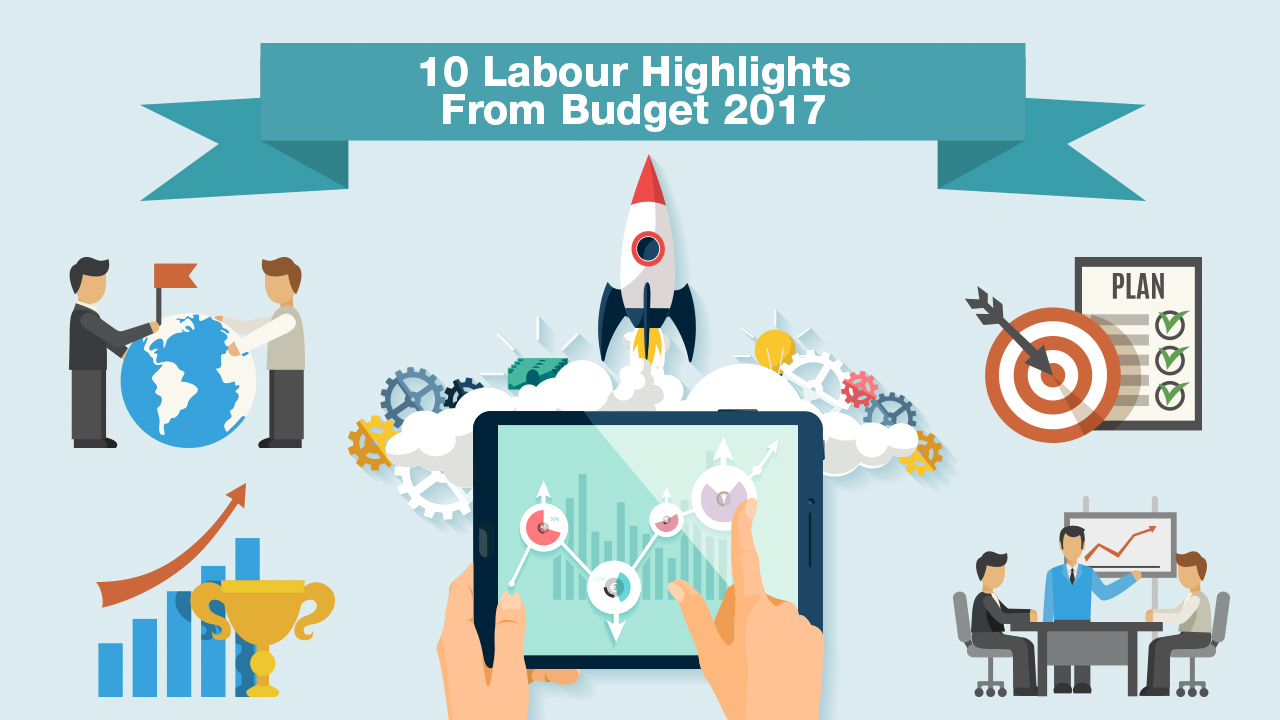 We zoom in on 10 items that stood out for the Labour Movement in Finance Minister Heng Swee Keat's Budget 2017 announcement on 20 February.