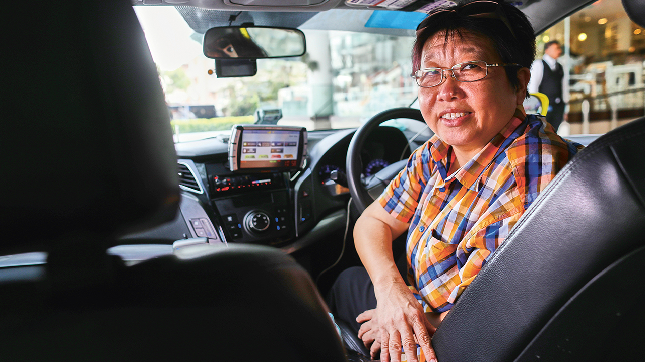 See Li Lian: I help smoothen their transportation needs