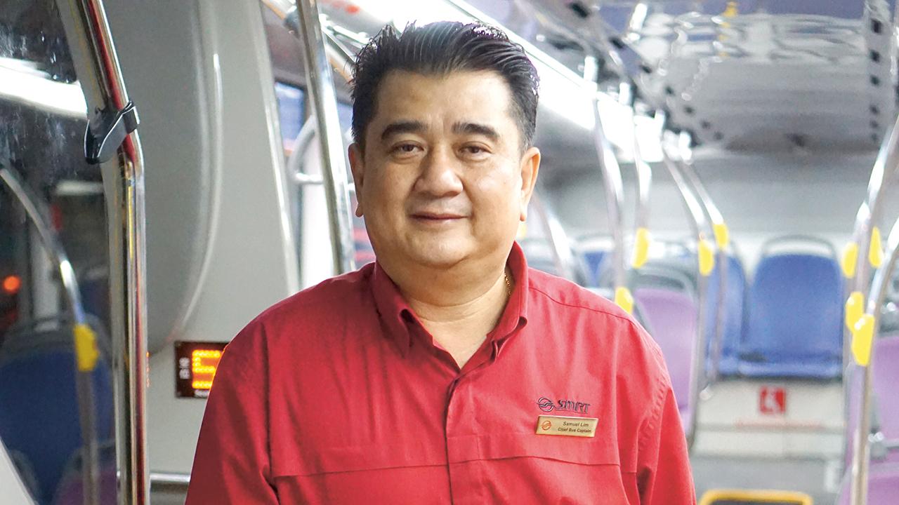 Samuel Lim: We bus drivers are human too