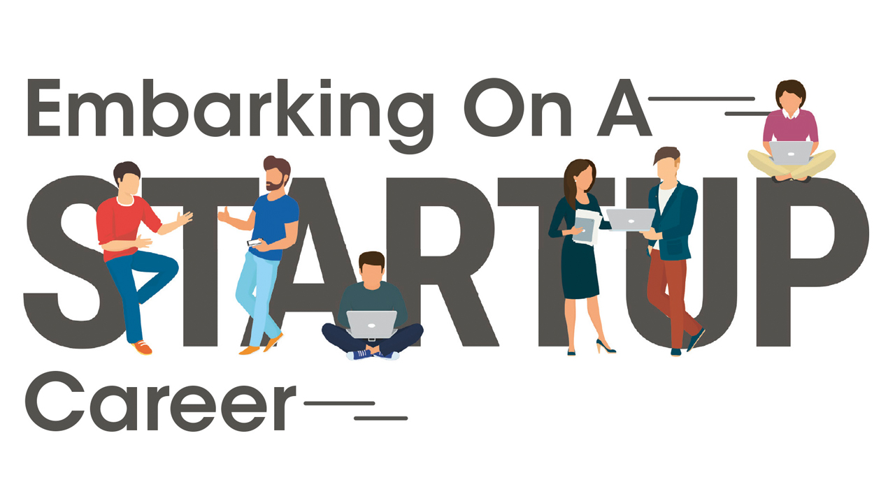 A Startup Career