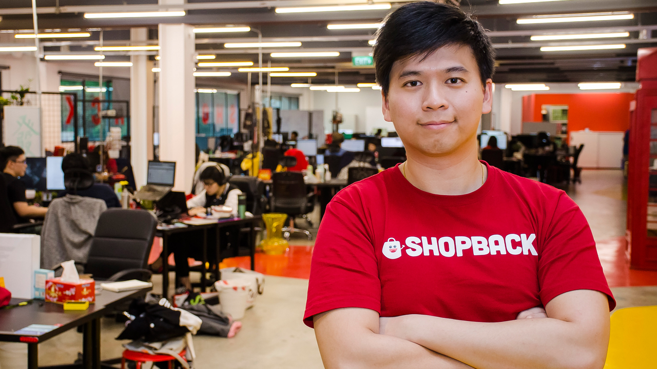 It's never easy trading in career stability to work in a startup - but it's a decision that has been proven to be right for Justin Lee. (Photo Source: NTUC ThisWeek)