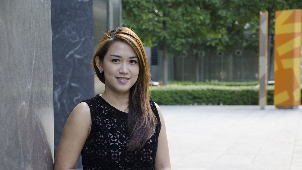 Business Development Manager Katherine Seah