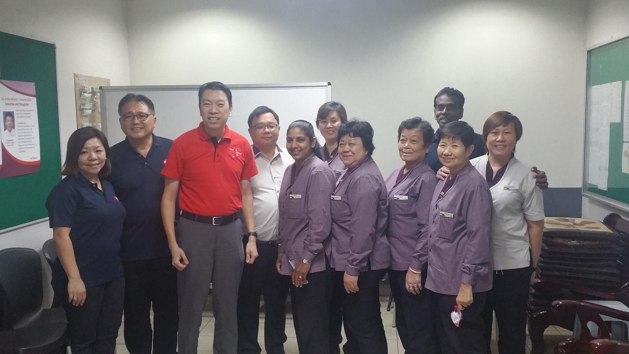 SBST Bus Captains