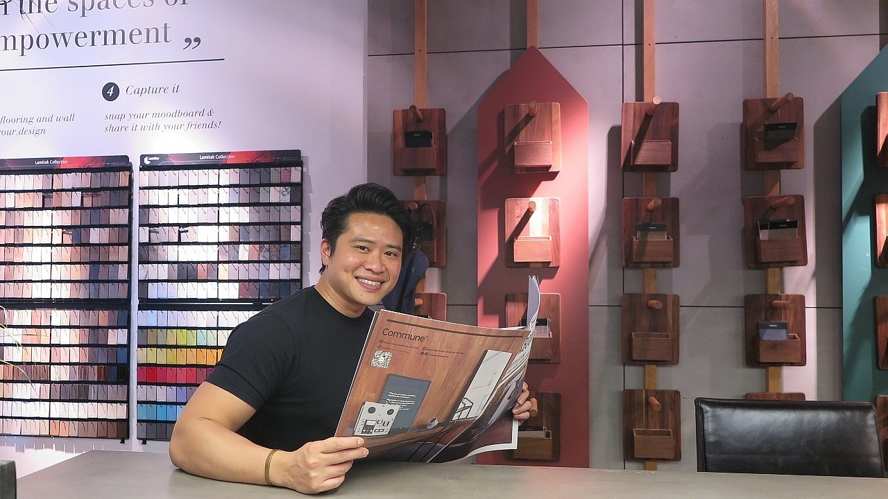 Commune Brand Director Julian Koh