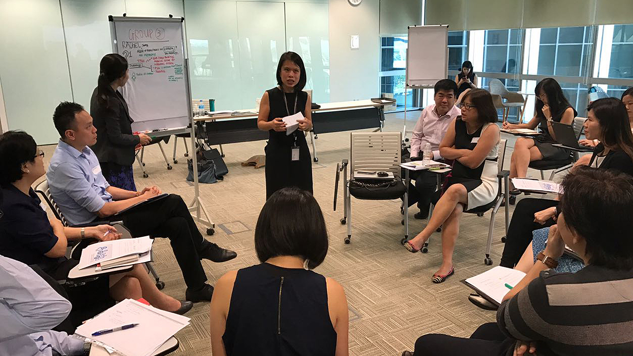 In a pilot study of the Healthcare sector undertaken by the Future Jobs, Skills & Training (FJST) Capability at NTUC, they found that public and aged care healthcare employers are hiring and looking to fill a variety of positions. (Photo Source: NTUC)