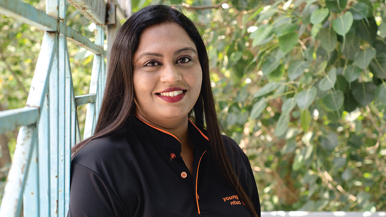 Meet Union of Telecoms Employees of Singapore youth activist Priyalata Pillay who is one of the many looking out for young workers and the vulnerable in society