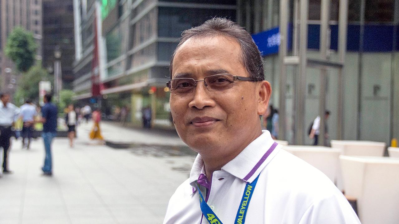 Mustafa Kamal, 61, Finance Assistant