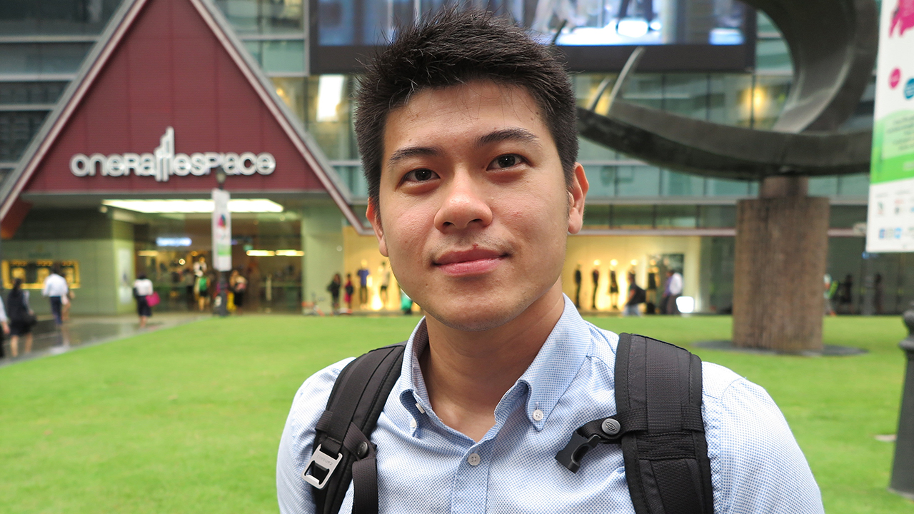 Sam Yang Shing, 28, Executive