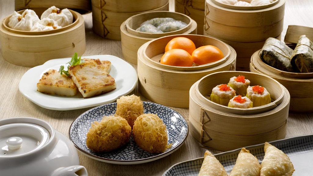 technology helps in creating delicious dim sum