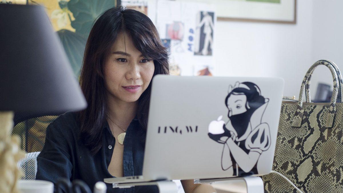 Goh Ling Ling of Ling Wu