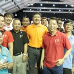 NTUC SG Ng Chee Meng with union leaders