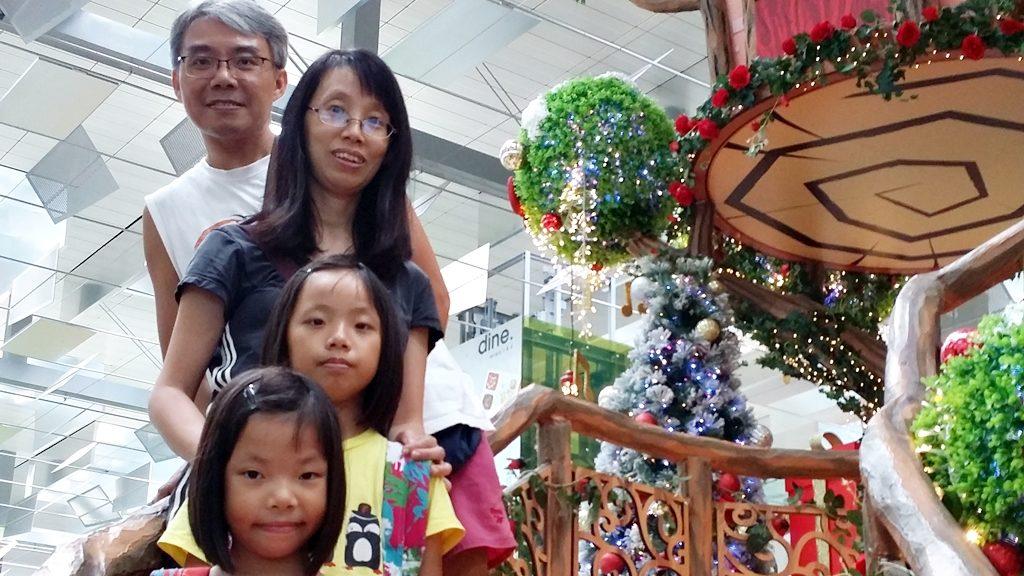 Serene & Family