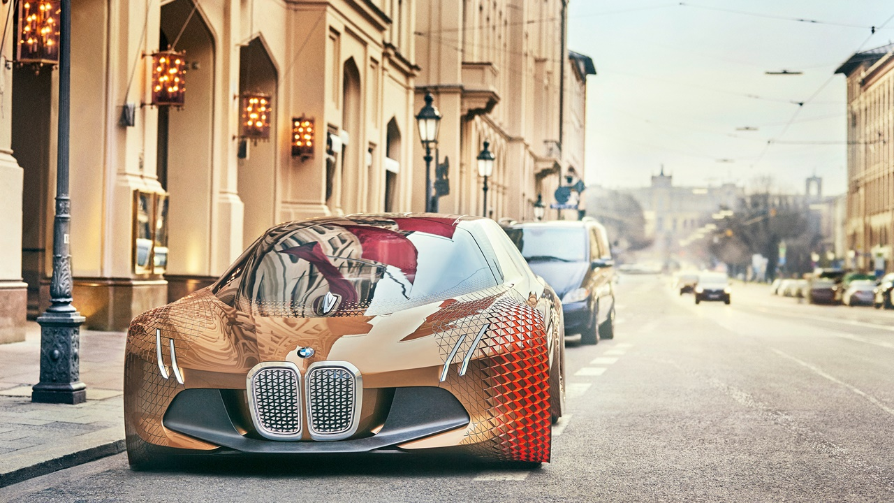 The cars of tomorrow will be rich in technology and vastly different from today
