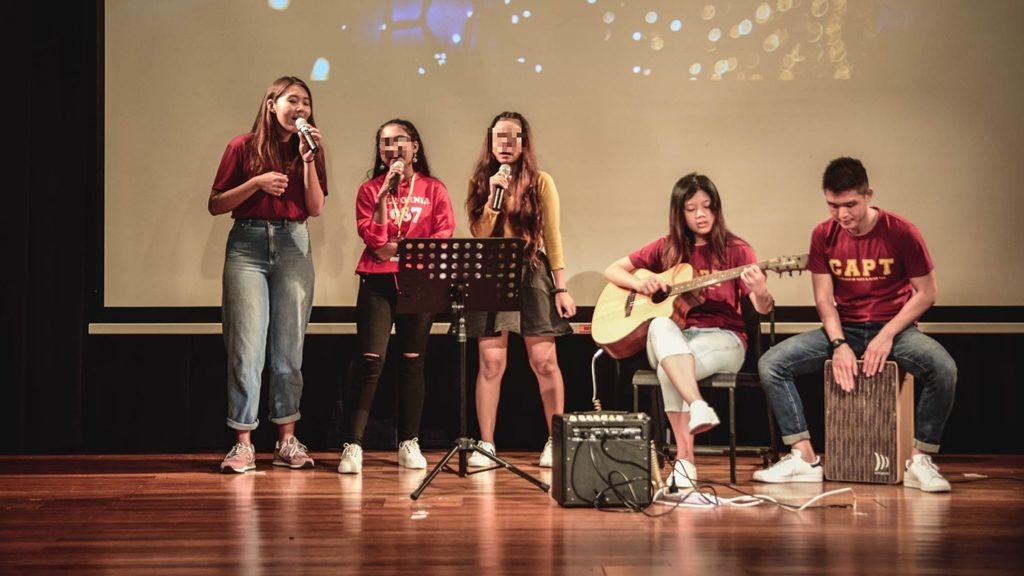 CDE concert