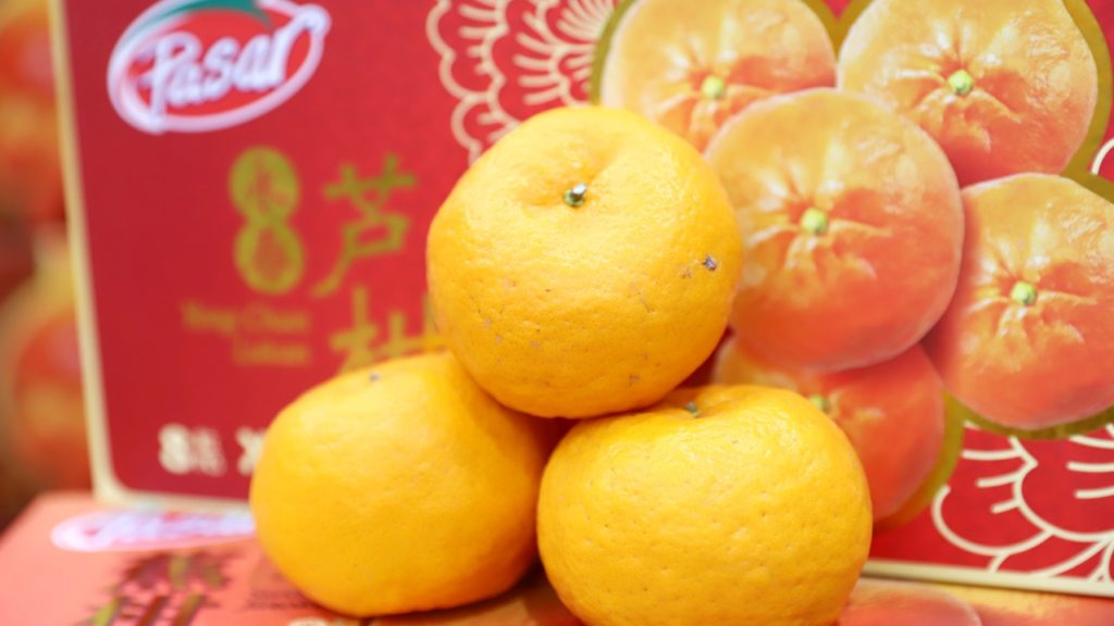 Lukan oranges