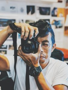 Alvin Teo opted for an internship to help him learn more about being a professional photographer and better understand the industry