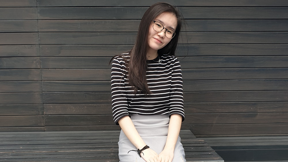 An internship with PSA Corporation's HR department had cemented Crystal Chen's interest in human resources