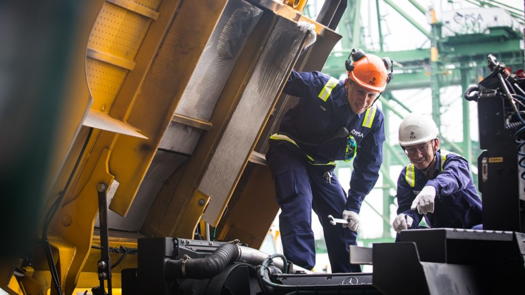 Technology in the form of telemetrics has enabled maintenance engineers to use the data collected to do pre-emptive maintenance