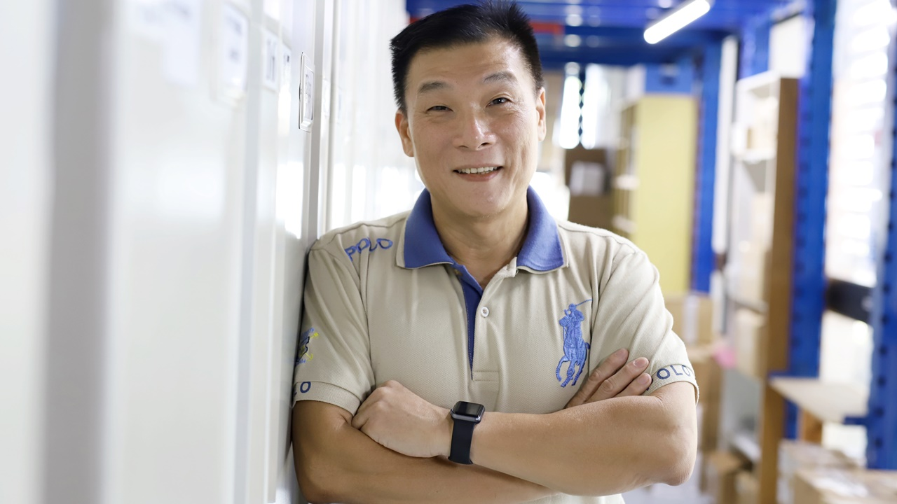 Mark Kuah found a job after being unemployed for more than 2 years with e2i's help.
